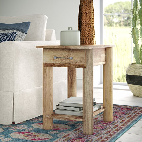 Riddleville End Table by Greyleigh