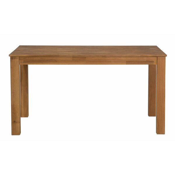 Crocker Extendable Solid Wood Dining Table by Union Rustic