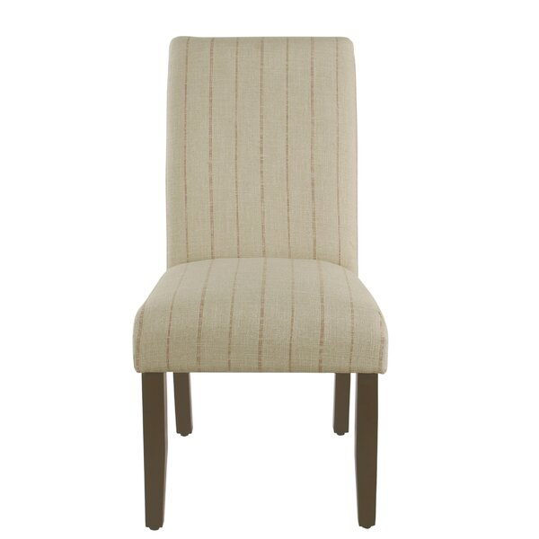 Shalanda Upholstered Dining Chair by Gracie Oaks
