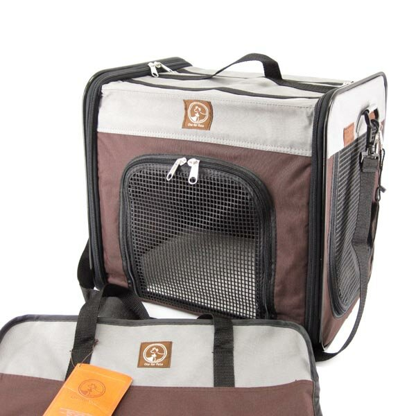 The Cube Folding Pet Carrier by Unison