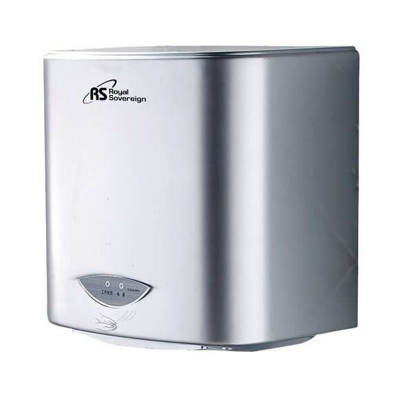 Touchless Automatic Hand Dryer by Royal Sovereign Int'l Inc