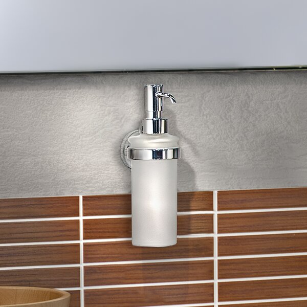Withers Pump Soap Dispenser by Orren Ellis