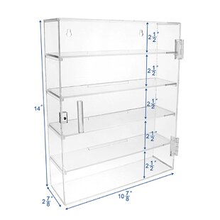 Exceptionnel Display Cases For Collectibles | Wayfair
