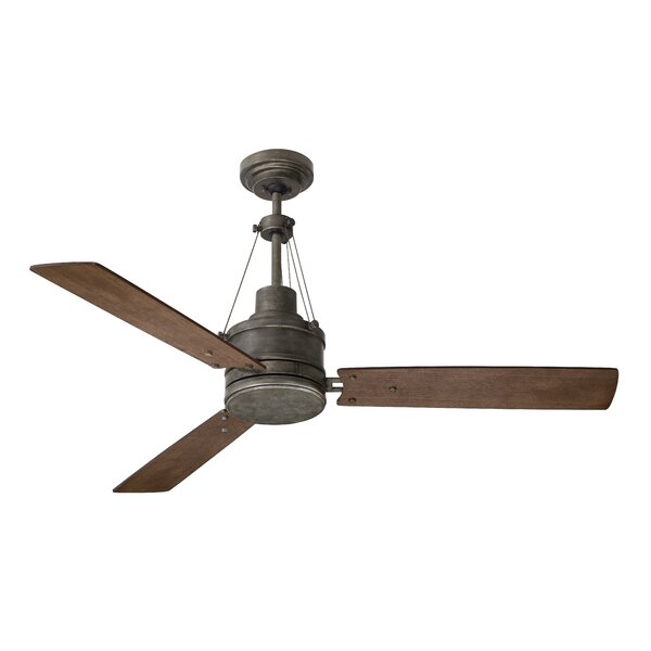 54 Hamler 3 Blade LED Ceiling Fan by Williston For