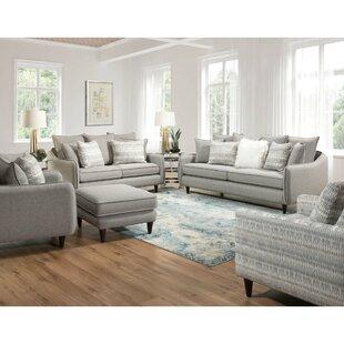 Ayomide Configurable 4 Piece Living Room Set by Corrigan Studio®