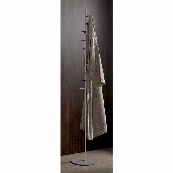 Bousquet Rotating Coat Rack by Rebrilliant