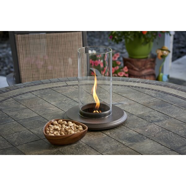 Intrigue Propane Tabletop Fireplace by The Outdoor GreatRoom Company