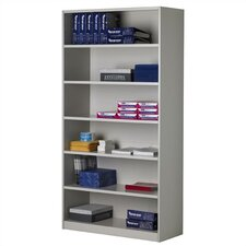 Mailroom 80 Standard Bookcase by Mayline Group