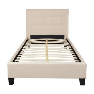 Adira Upholstered Platform Bed by Latitude Run