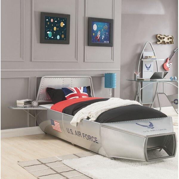 Knowlton Storage Platform Bed by Zoomie Kids