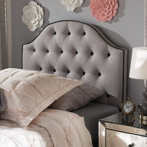 Rothermel Upholstered Panel Headboard by Willa Arlo Interiors