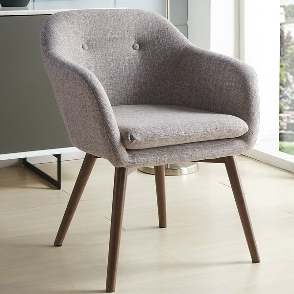 Noah Upholstered Dining Chair by George Oliver
