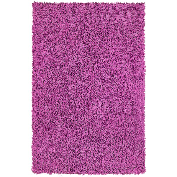 Shagadelic Chenille Orchid Area Rug by St. Croix