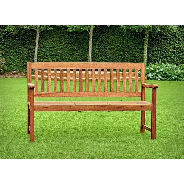 Aloisia Wooden Garden Bench by Union Rustic