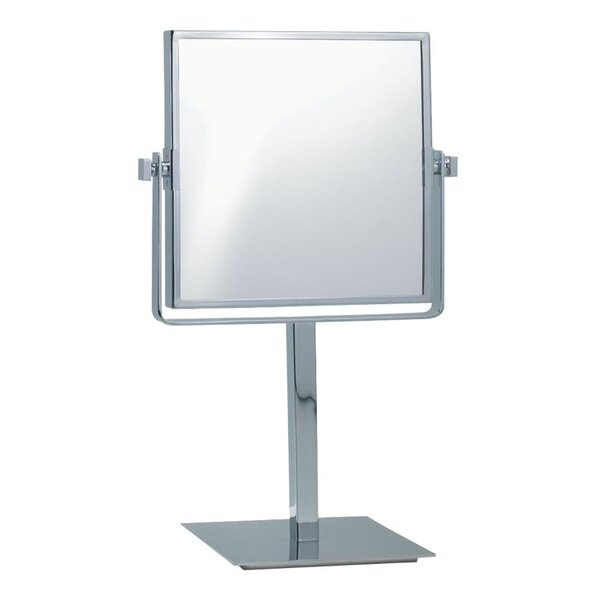 Free Standing Makeup Mirror by Glimmer by Nameeks