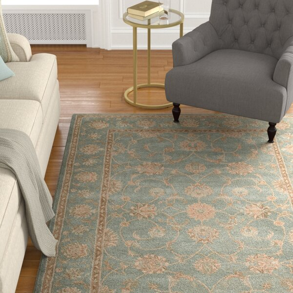 Lundeen Blue Area Rug by Astoria Grand