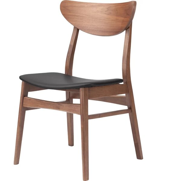 Reaves Upholstered Dining Chair (Set of 2) by Union Rustic