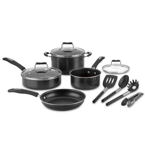 11 Piece Non-Stick Cookware Set by Cuisinart