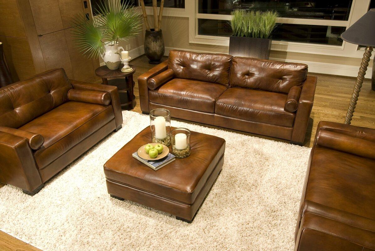 Elements Fine Home Furnishings Soho Configurable Living Room Set Reviews
