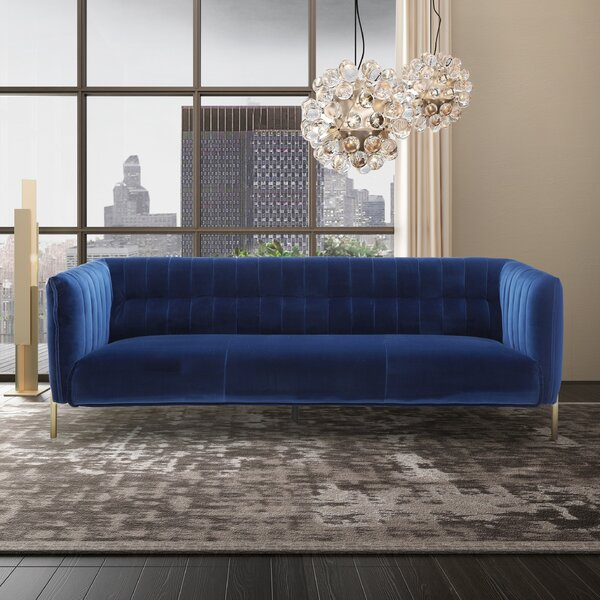 Bland Loveseat by Mercer41