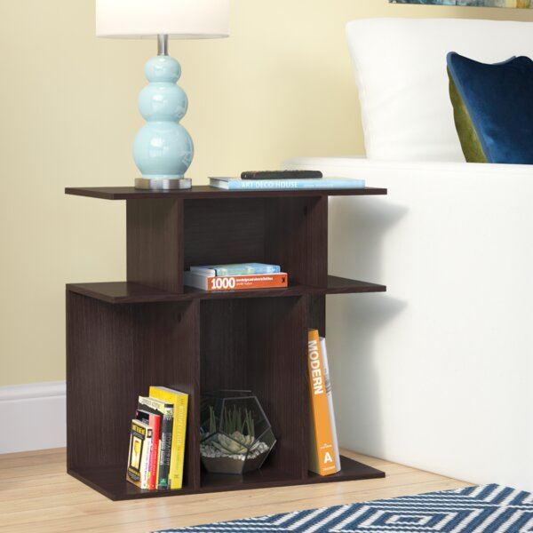 Aquin End Table By Ebern Designs