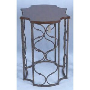 David End Table by TLC Home