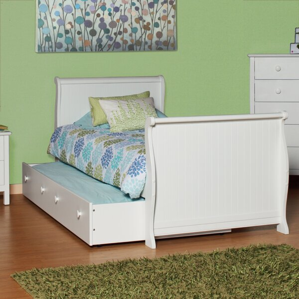Dakota Twin Sleigh Bed by Epoch Design