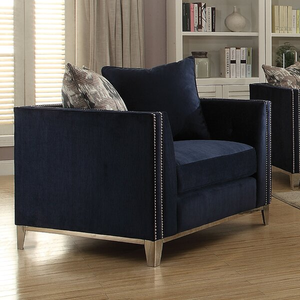 Franco Armchair by Everly Quinn Everly Quinn