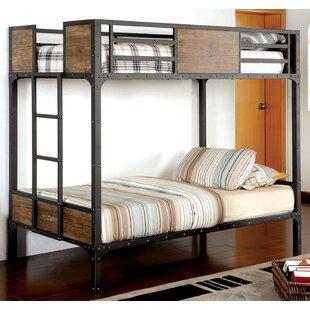 3 Person Bunk Bed Wayfair Ca