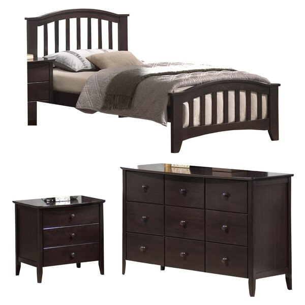 Giese Platform Configurable Bedroom Set by Harriet Bee