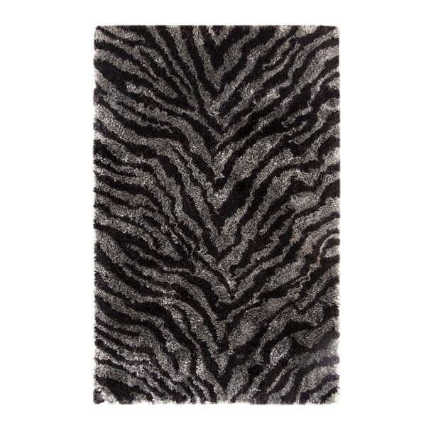 Safari Mauve/Silver Rug by Dynamic Rugs