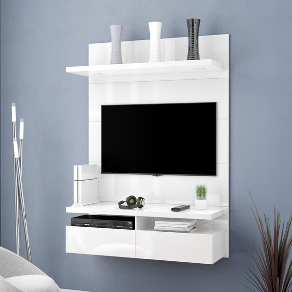 Burrier Entertainment Center by Wade Logan