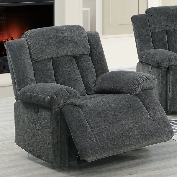 Brea Power Recliner By Red Barrel Studio