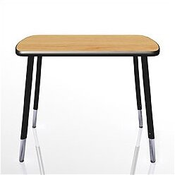 Intellect Rectangular Activity Table by KI Furniture