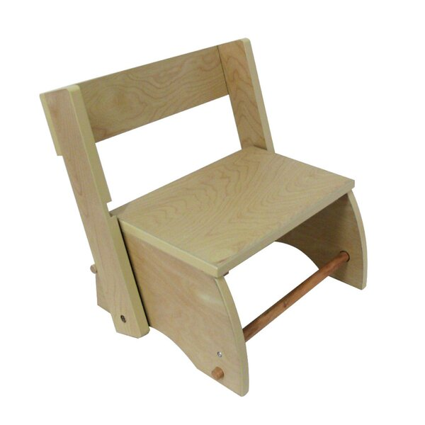 The Windsor Step Stool by Teamson Kids