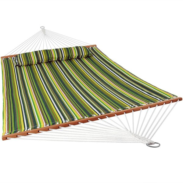 Sitton Quilted Double Tree Hammock by Bay Isle Hom