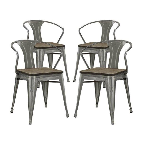 Ashlyn Dining Chair (Set of 4) by Williston Forge