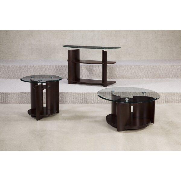 Aslan 3 Piece Coffee Table Set By Red Barrel Studio