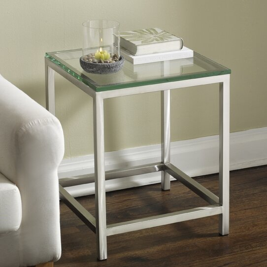 Soho End Table by TAG