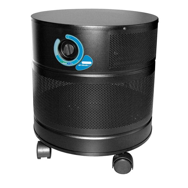 Air Medic Room HEPA Air Purifier with Plus Exec-UV by Aller Air