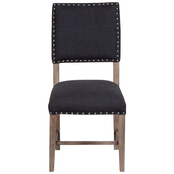Vanwyk Upholstery Dining Chair by Gracie Oaks