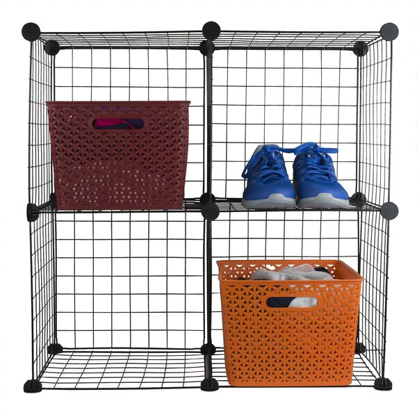 Wired Shoe Rack