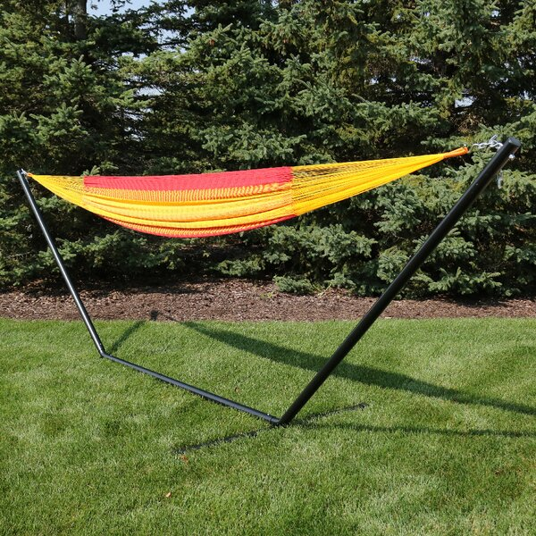 Shianne Cotton Hammock with Stand by Freeport Park