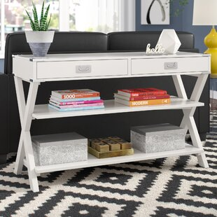 Coupon Heracles Console Table ByMercury Row