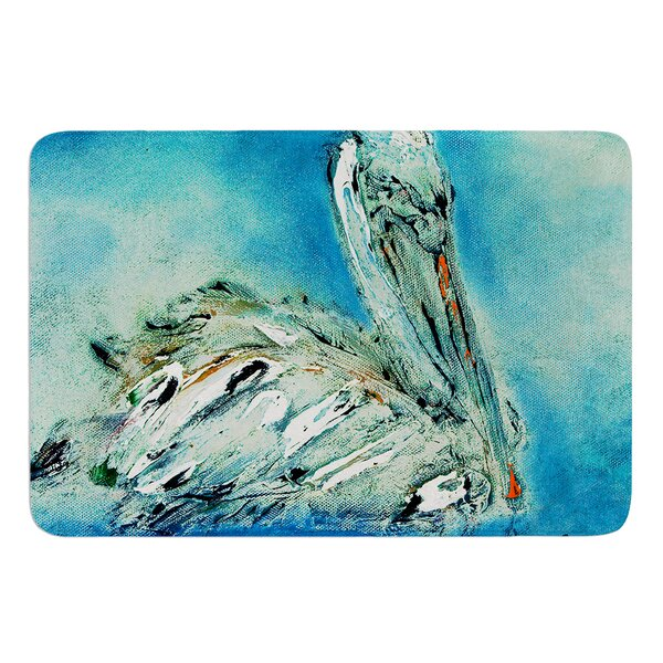 Drifter by Josh Serafin Bath Mat by East Urban Home