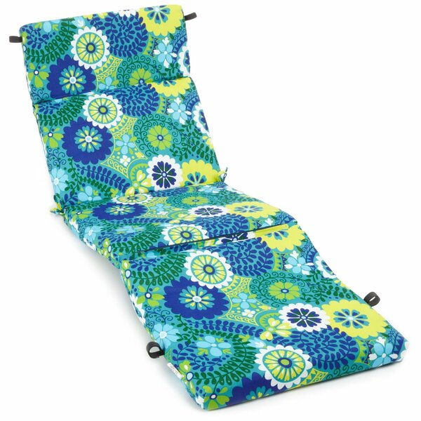 Luxury Indoor/Outdoor Adirondack Chair Cushion by Blazing Needles