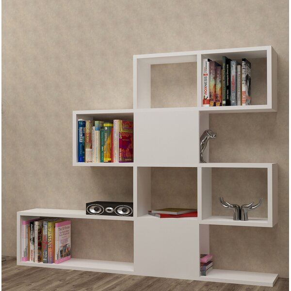 Huseman Cube Unit Bookcase by Wrought Studio