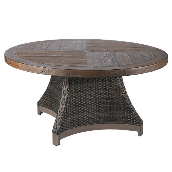 Eibhlin Round Dining Table by Bayou Breeze