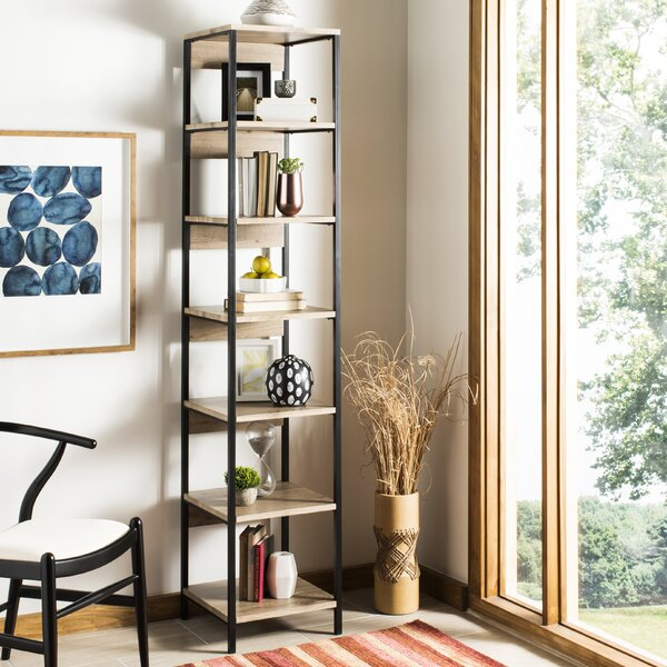 Etagere Bookcase by Modern Rustic Interiors