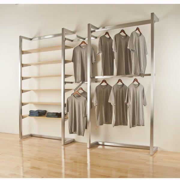 Cedric Wall Shelf (Set of 2) by Rebrilliant